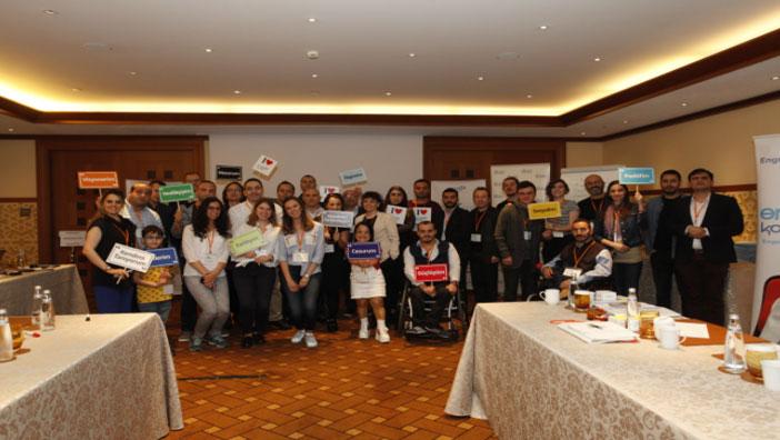 20 Çalışan Engelli, Geleceğin Liderliğine Hazırlanıyor!