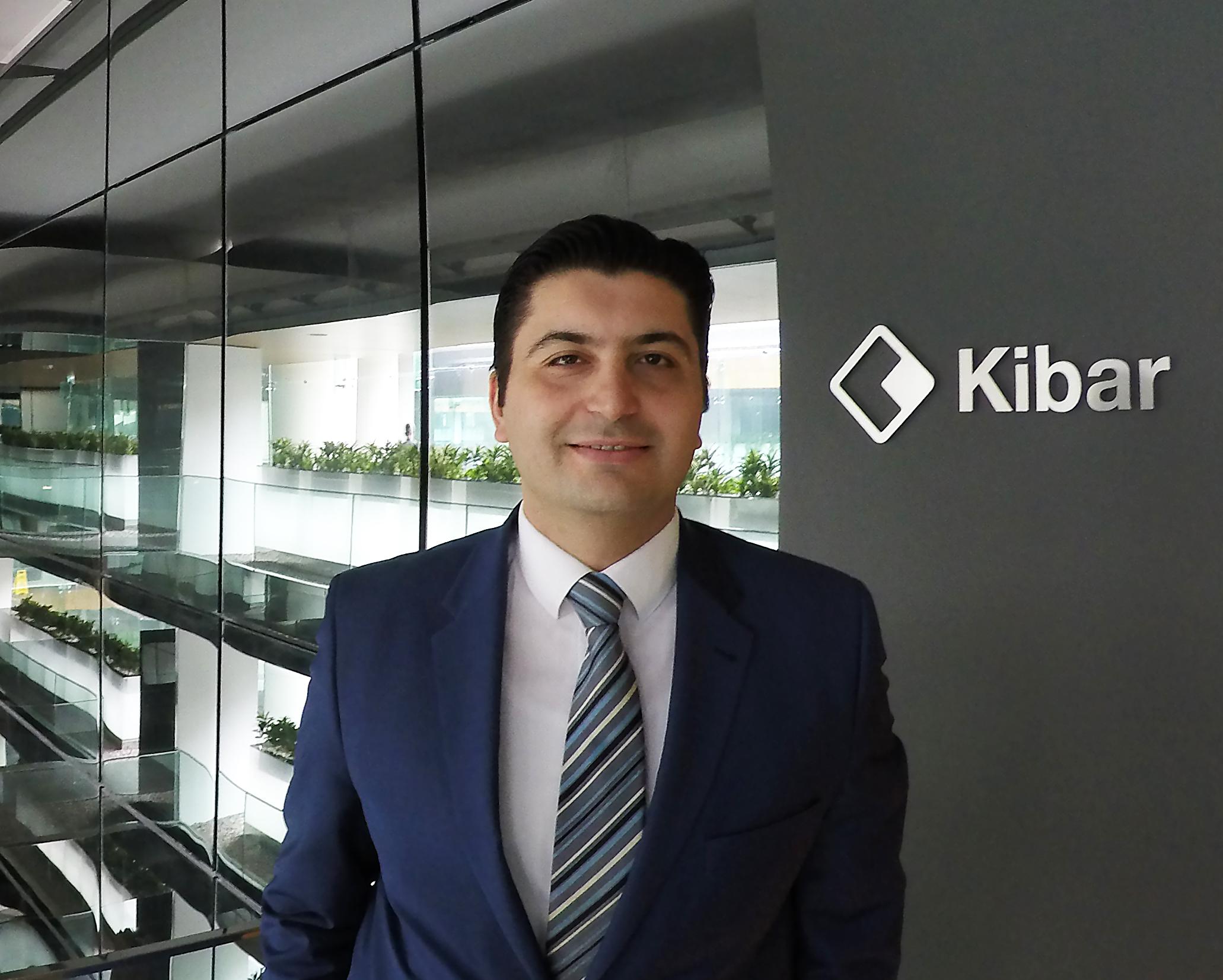 Kibar Holding İK Direktörü Ufuk Özdemir oldu