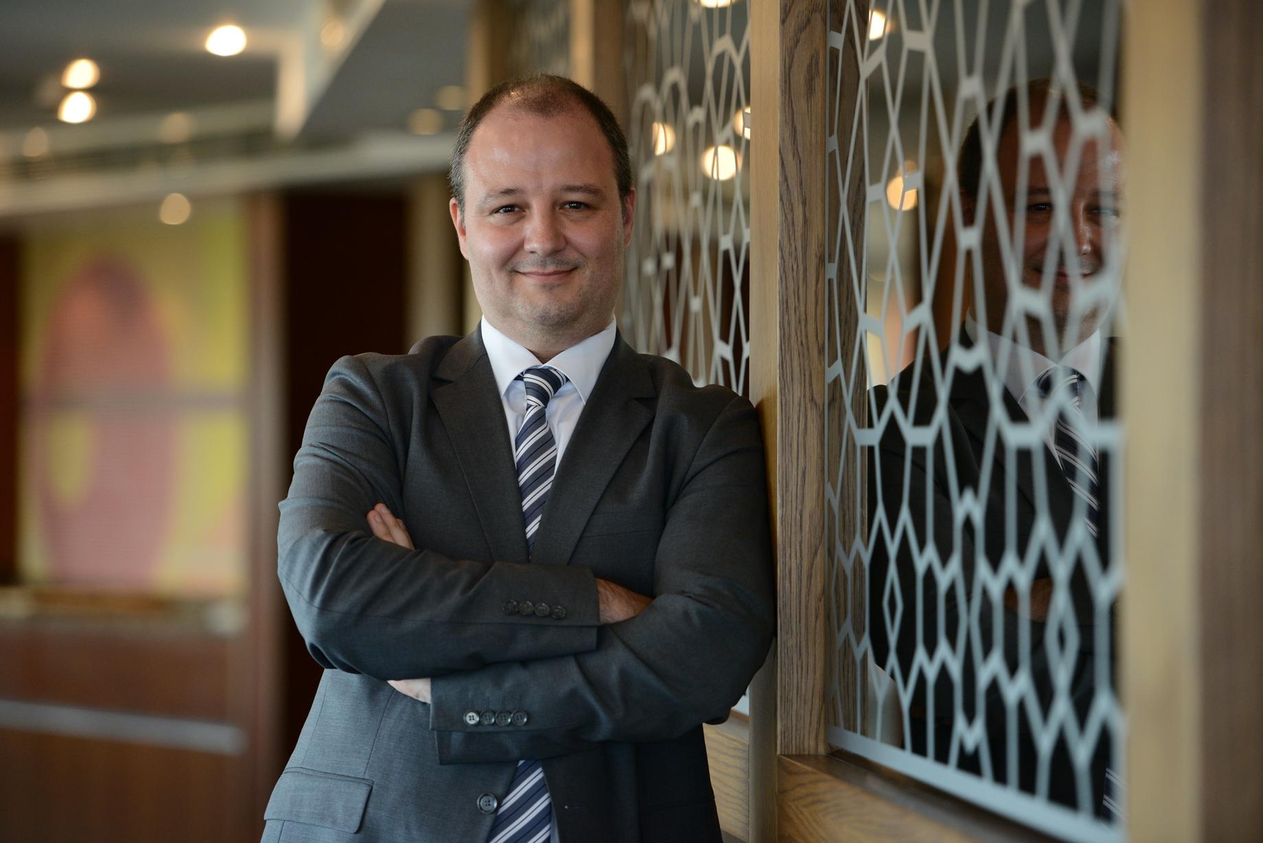 Hilton İstanbul Bosphorus'a yeni otel müdürü