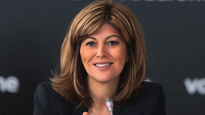 Serpil Timuray Vodafone Türkiye'nin Yeni Yönetim Kurulu Başkanı Oldu!