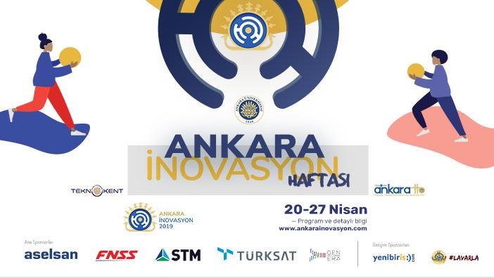 Ankara İnovasyon Güneşi 20 Nisan'da Doğuyor!