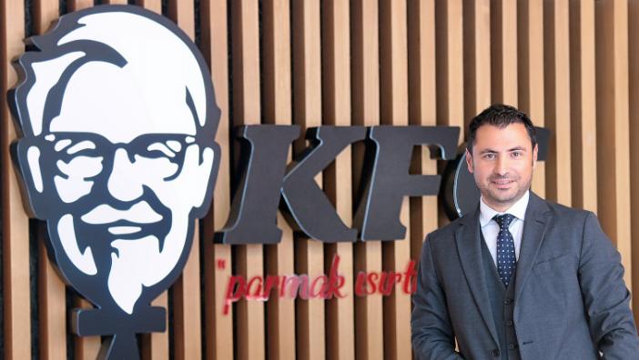 KFC TÜRKİYE'NİN YENİ GENEL MÜDÜRÜ FELİKS BOYNUİNCEOĞLU OLDU
