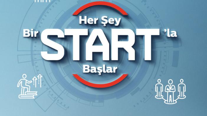 TÜRK TELEKOM'DAN GENÇLERE YENİ 'START'