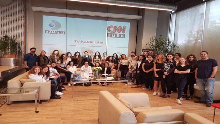 Doğan Medya gençleri sektöre hazırlıyor !