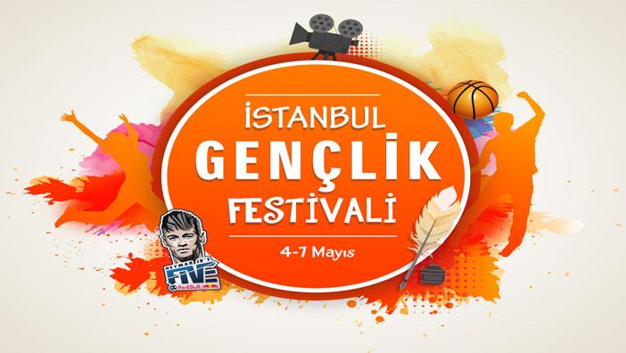 İstanbul Gençlik Festivali 300 Bin Genç ile Buluşmaya Hazırlanıyor!