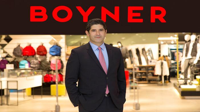 Boyner'in Yeni Genel Müdürü Bülent Başaran Oldu!