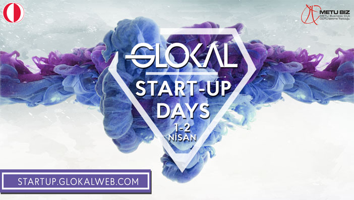 """''Glokal Start-Up Days"""" Etkinliği 1 Nisan'da Kapılarını Açıyor!"""