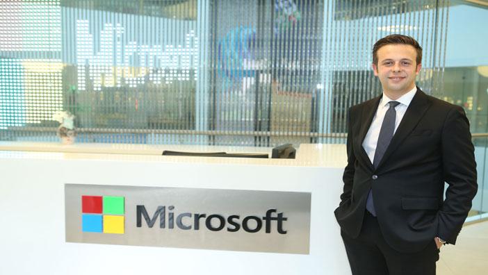 Microsoft Türkiye'den Avrupa'ya transfer: Kadir Şener