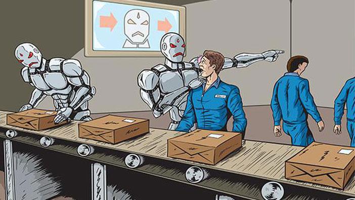Robotlar işimizi elimizden alacak mı?