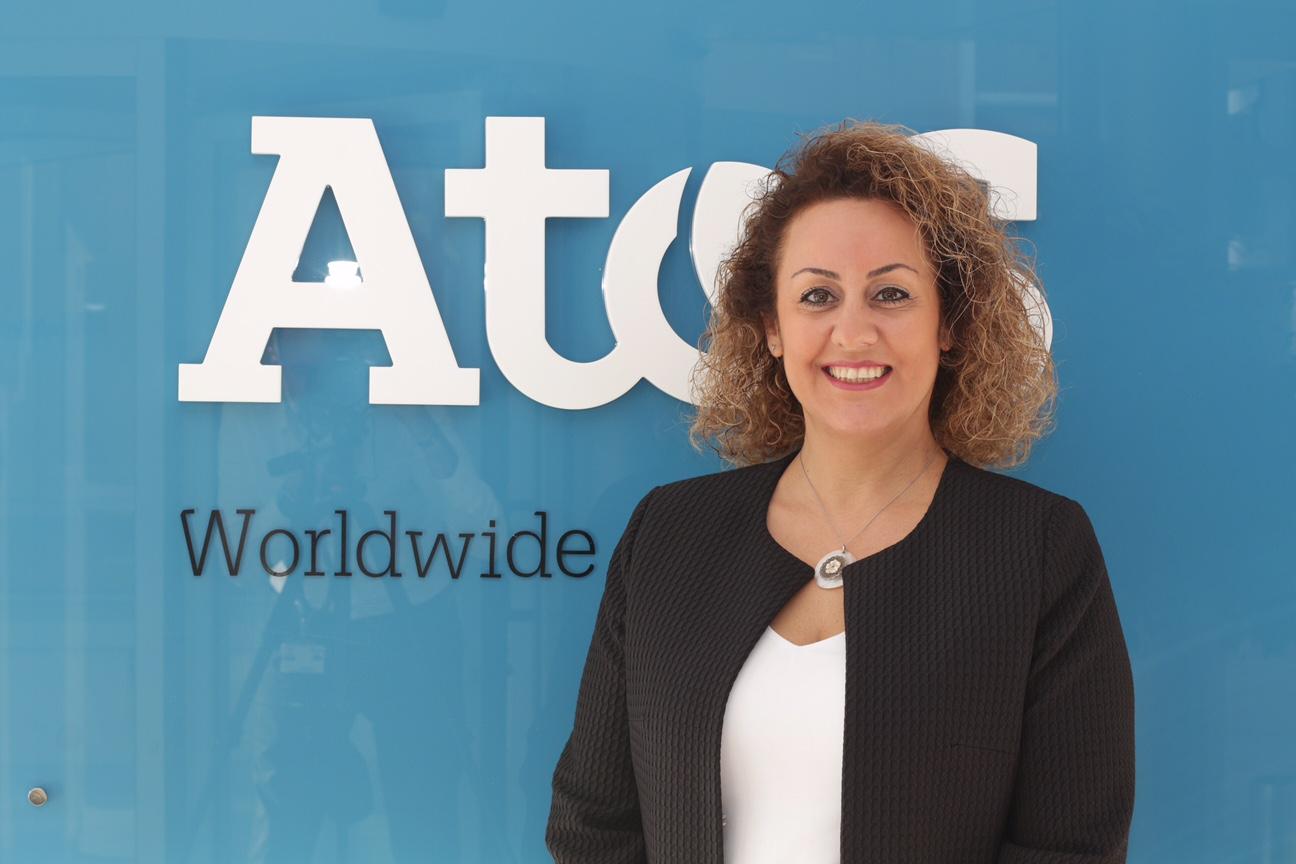 Atos'a yeni İnsan Kaynakları Direktörü