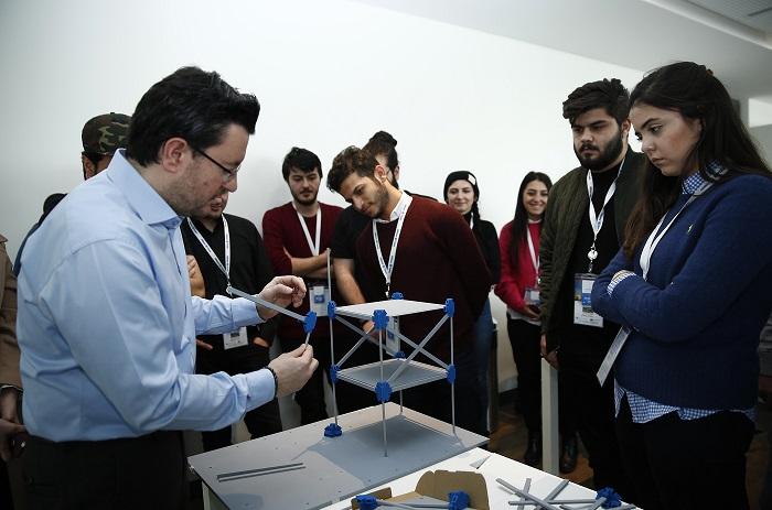 Lisans Düzeyinde Türkiye'nin İlk ''Risk Mühendisliği Dersi''ne 35 Öğrenci Kaydoldu