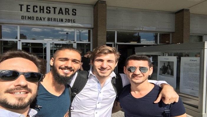 Genç Türk Girişimcilerden Berlin Atağı!