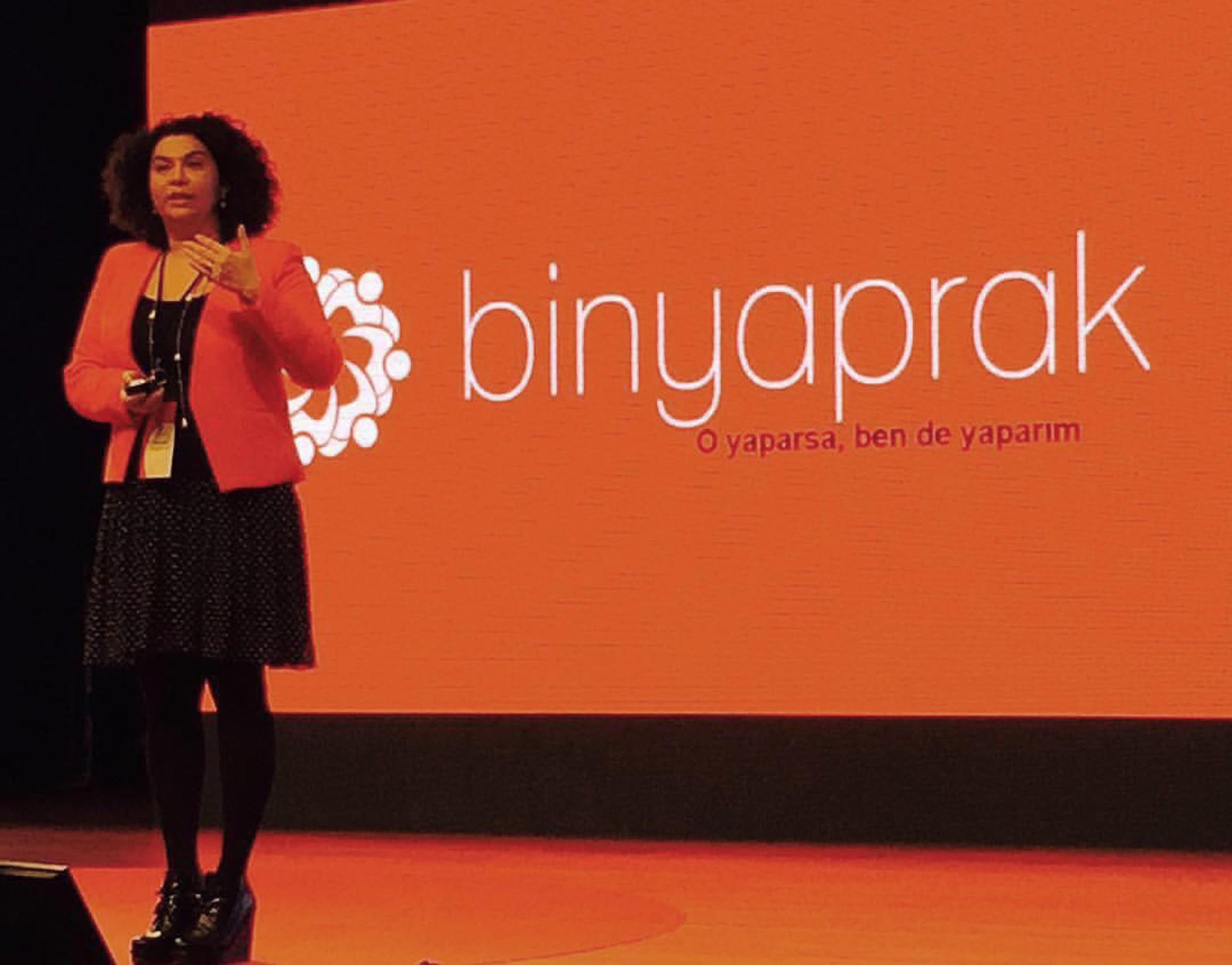 Türkiye'nin ilk ve tek kadın odaklı kariyer etkinliği