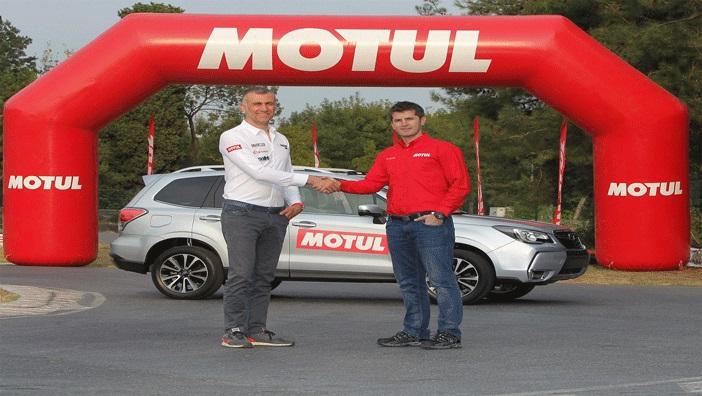Motul, Volkan Işık ile hızına hız katmaya hazırlanıyor
