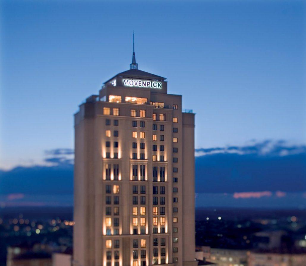 Mövenpick Hotel Istanbul 2017 yılında Avrupa'nın En İyi İş Oteli seçildi…