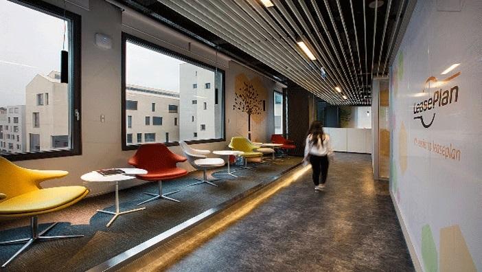 MuuM'dan LeasePlan Çalışanlarına Özel Yenilikçi ve Dinamik Ofis Tasarımı!