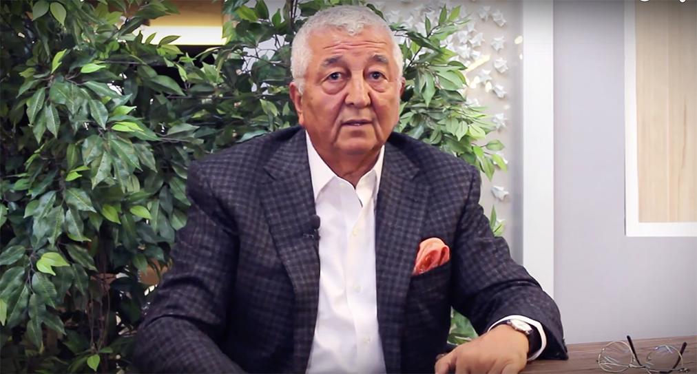 İşadamı Osman Benzeş'ten kızlarına: