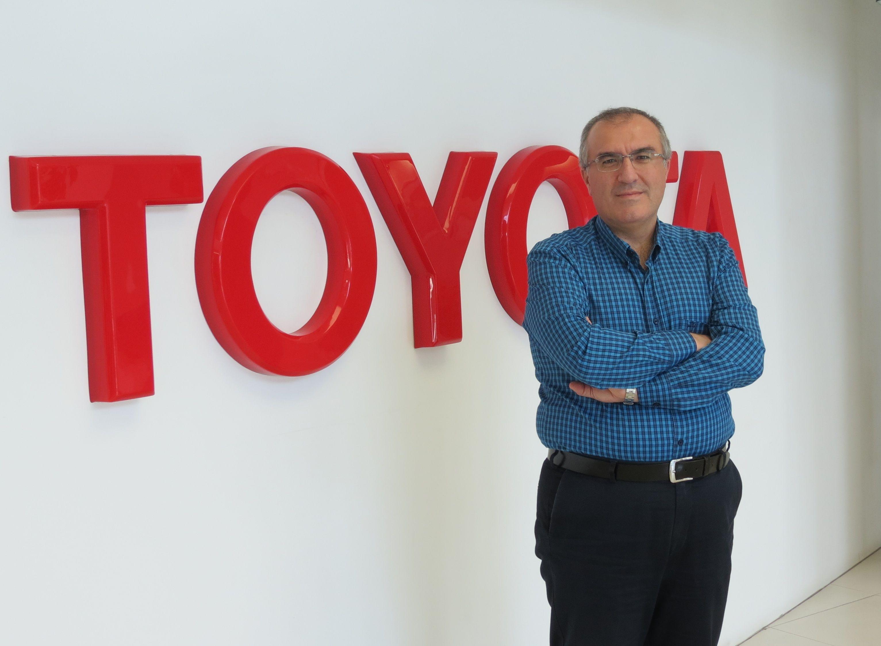Toyota Türkiye'de iki atama