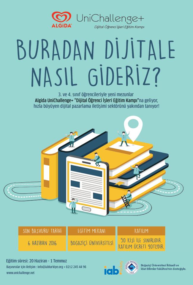 Dijital öğrenci işleri eğitim kampı