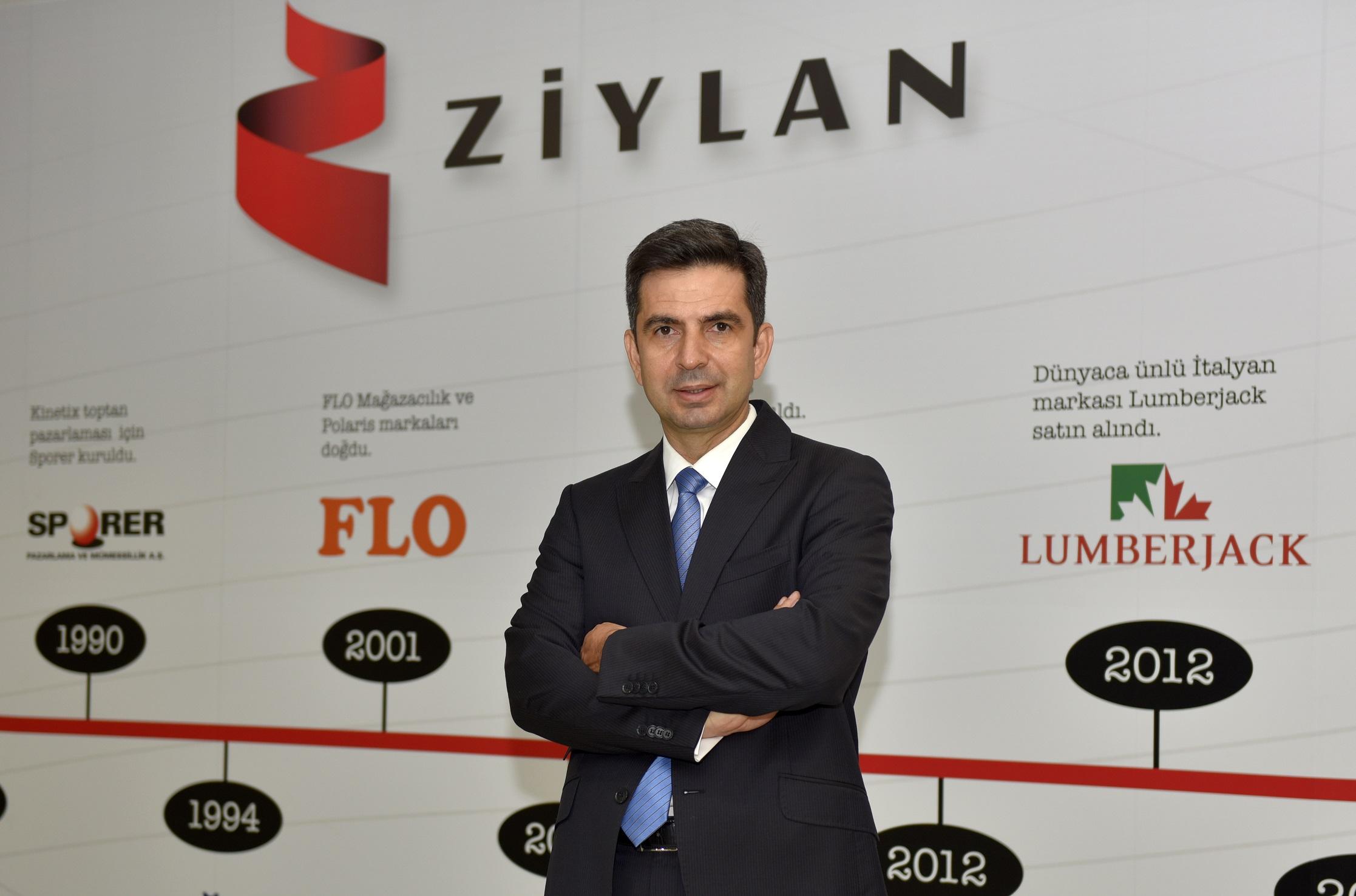 Ziylan'ın yeni İK Direktörü  Ersin Aydın Oldu!