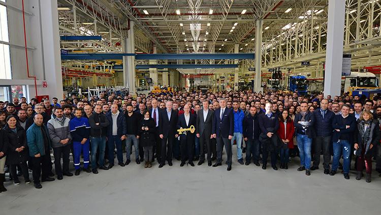 Mercedes-Benz Türk Aksaray Kamyon Fabrikası'na yeni İcra Kurulu Üyesi atandı