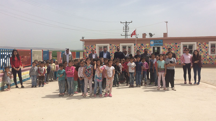 Hayat Kimya'dan Mardin'e Yardım Köprüsü