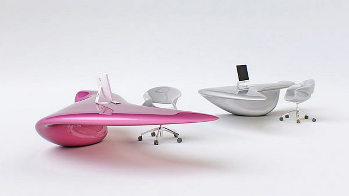 pink-and-white-combine-futuristic-furniture-desk-office-and-black-office-rotating-chair-with-exquisite-furniture