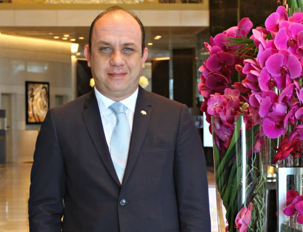 Raffles İstanbul Zorlu Center'a atama