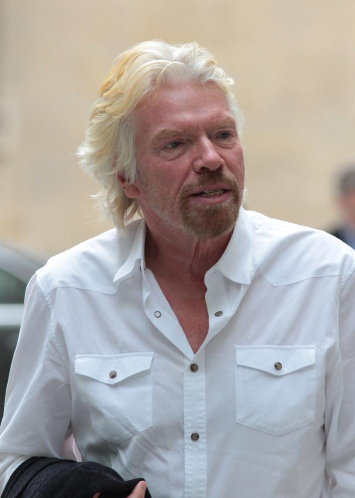 Virgin Group patronu Branson: