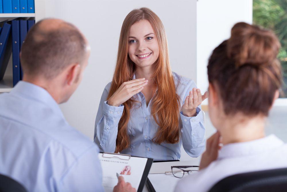 İş görüşmesinde sorulan sorular