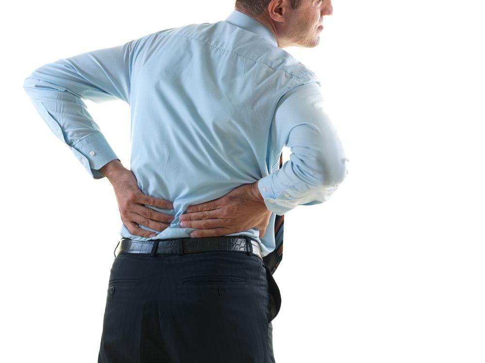Masabaşı çalışanların kabusu: Bel ağrısı