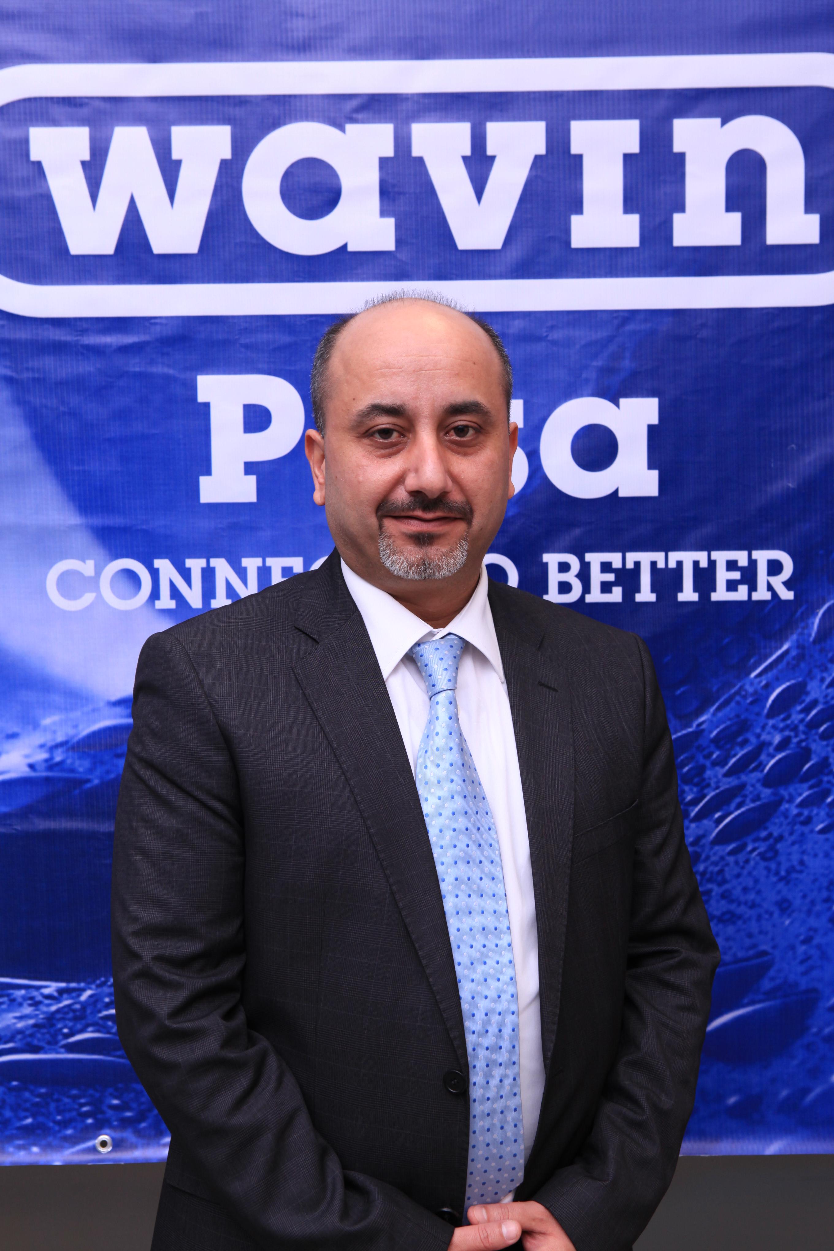 Wavin Pilsa'ya yeni genel müdür
